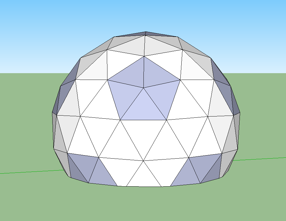 Fantastic geodesic dome template images resume ideas for Geodesic dome template